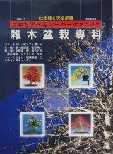 園主監修の一冊「雑木盆栽専科」